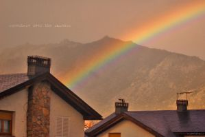 Somewhere over the rainbow by Davero