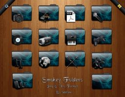 Smokey Folders by 0dd0ne