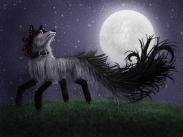 :CE: WhiteSpiritWolf 3/3 by TheFailedDream