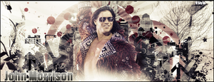 John Morrison WWE by Graphfun