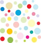 Party Circles Illustrator / Photoshop Pattern by Hellclanner