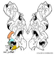 COLOR IS... OVERRATED by CRUCASE