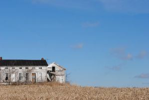 old house2 by moonshine09-stock