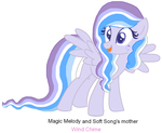 Melody's mother by Ponyness1