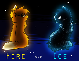 Fire and Ice by StarMapleStar