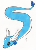 Dragonair by BeyondInfinite