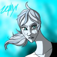 Zephyr Close Up by Chilun