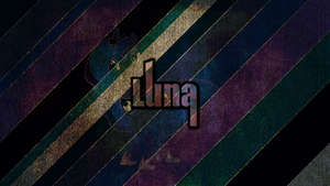 Luna - grunged by pims1978