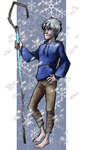 Rise of the Guardians - Jack Frost by CassDoubleME