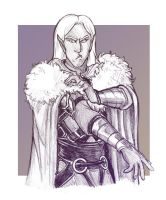 Bust 23: Drizzt by Coelasquid