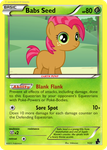 Babs Seed by dmon2