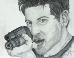 Shane Walsh by khrysta