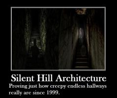 Silent Hill Demotivational 3 by OmegaJoe