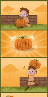Pumpkin Regeneration by Re-DEE-Mer