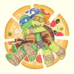Leo and Mikey by LinART