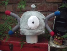 Magnemite hat by hoshi-kagami