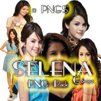 Selena PNG pack no. 3 by SellySmilerSwan