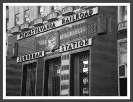 SUBURBAN STATION philadelphia by raverqueenage