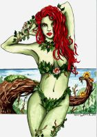 Poison Ivy by Solanum80