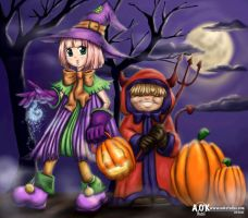 Halloween by Anne-O