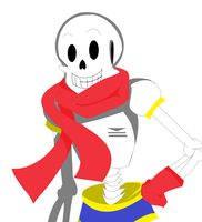 The Great Papyrus!!!! by TerenaChen