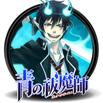 Ao no Exorcist Circle Icon by Knives by knives1024