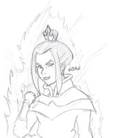 Azula request by witchiamwill