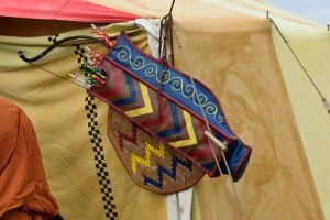 DSC 0130 Bow and Quiver by wintersmagicstock