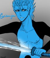 Grimmjow by lemondog7