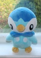 My Piplup by Trissacar