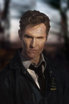 Rust Cohle - True Detective by 19h47