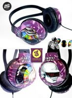 Daft Punk Headphones by Bobsmade