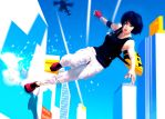 Mirrors edge 01 by AITUARMANAS