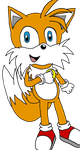 Tails and the Ring by Strafy