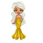 Golden Cadillac Gal by thirstyforthelord