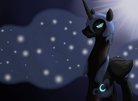 The Price of Victory (Nightmare Night drawing!) by InkyBeaker