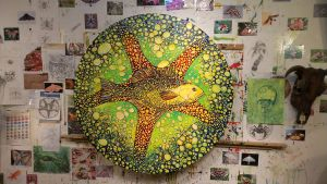 Starfish Grouper -WIP by RobLock