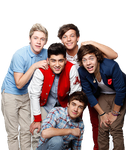 One Direction Folder Icon by doctorcressa