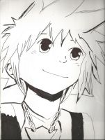 Sora by TheLonelyMoon8