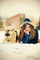 Snow by isoott