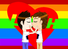 Matthew Lush And Nick Laws A.K.A Lush On Youtube by QueenSilvia95