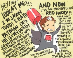 jason todd is an attn whore by 021