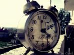 The Clock. by tigaricufiltru