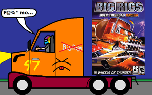 Big Rigs Over the road racing review by blackevil915