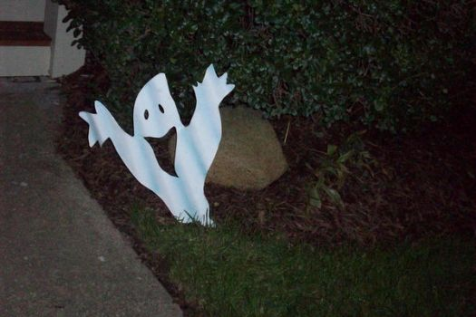 THIS IS A REAL GHOST... by AckBo