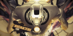 Warmachine by Envice