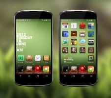 Green MIUI by lesa0208