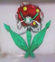 FLORGES PAPERCRAFT by brayangermanotta08