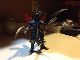 S.H. Monsterarts - Gigan by Daizua123