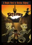 Skytown Cover Page by Ski-Machine